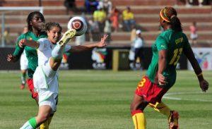 CAF Archive - Cameroon v Algeria, 08/11/2010