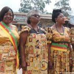 L-R: Hon Esther Ngala, Mrs Regina Mundi, Lord Mayor Caroline Bongwa. Outstanding female politicians honoured on Women's day.