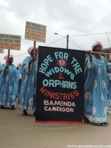 Faith based organisations constitute a big force for women's empowerment in Cameroon