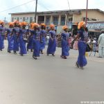 Women's day celebrations in Bamenda, Cameroon
