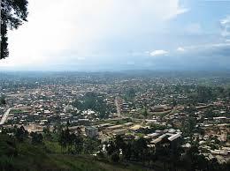 Bamenda in northwestern Cameroon Wikimedia Commons