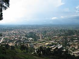 Bamenda in northwestern Cameroon Wikimedia Commons