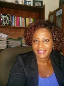 Barrister Joyce Nyamboli