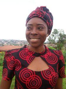 Women who inspire - Arrey-Echi