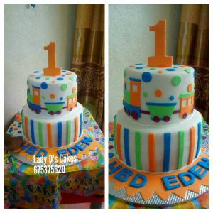 Lady D's Cakes