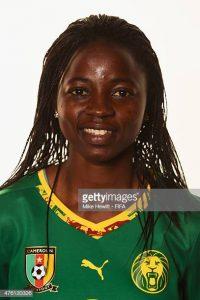 Lioness forward, Nchout Ajara